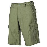Полевые шорты американской армии, Rip Stop, оливковые MFH 01512B