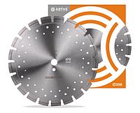 Алмазный диск ADTnS 1A1RSS/C1-W 450x3,8/2,8x10x25,4-26 F4 CLG 450/25,4 RH