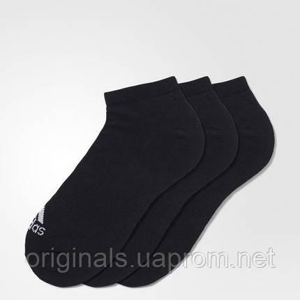 Спортивные носки adidas Performance No-Show AA2312 (3 пары), фото 2