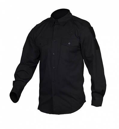M-Tac рубашка Police Lightweight Flex рип-стоп Black, фото 2