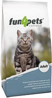 Arion Fun4Pets Cat Adult корм для кошек, 100 г