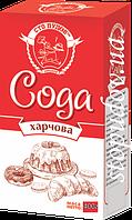 ТМ Сто Пудов Сода пищевая 400г 25  шт/уп