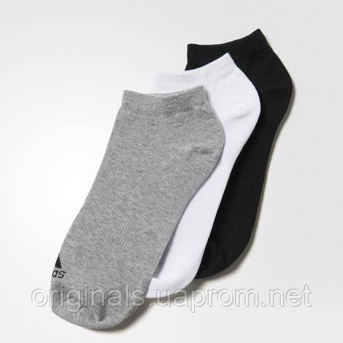 Спортивные носки адидас Performance No-Show AA2313 (3 пары)