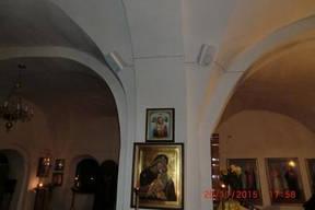 Озвучка Петро-Павловского храма Новгород-Северского мужского монастыря. 5