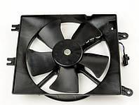 Вентилятор радиатор дополнительный Nubira / Нубира, 96553241