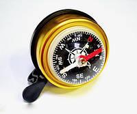 Звоночек с компасом малый