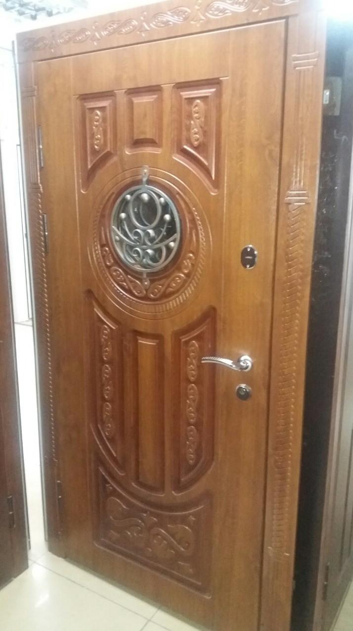 Двери входные элит_10070ИТР