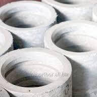 Муфта соединительная 400мм  Асбестоцементная (асбо-цементная) напорная ВТ6  САМ с уплотнительными кольцами