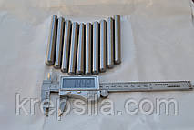 Штифт конический Ф5 DIN 1, ГОСТ 3129-70