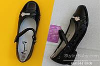 Подростковые туфли на девочку школьная детская обувь тм Том.м р.32,34,35,36