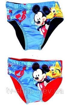 Плавки Микки Маус Disney (4,5 лет)