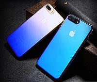 Ультра тонкий Blue Ray чехол-накладка для Iphone 5/5s/7