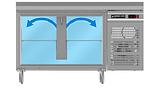 Стол холодильный Modern-Expo 1400*600(без борта), фото 5