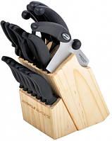 Набор ножей Миракл Блейд с подставкой, фото 1