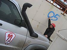 Шноркель (воздухозаборник) УАЗ 3163 Патриот