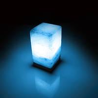 Соляная лампа SALTKEY BLOCK Blue (Блок)