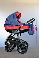 Детская коляска универсальная 2 в 1 Ammi Ajax Group Viola Sunset