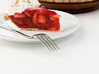Клубничный пирог Кирш