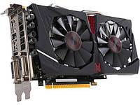 "Видеокарта Asus PCI-Ex Radeon R7 370 Strix 4GB GDDR5  ""Over-Stock"""