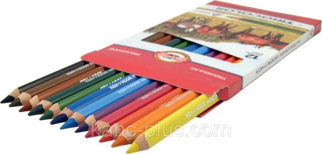 Карандаши цветные Kooh-i-noor (Чехия)