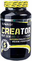 Креатин BioTech USA - CreaTor (120 капсул)