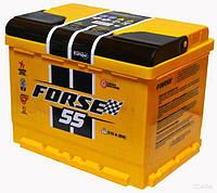 Аккумулятор автомобильный Forse 6СТ-55