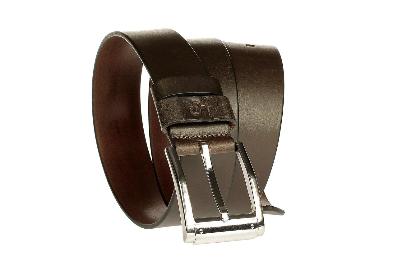 Кожаный ремень Vite, коричневый