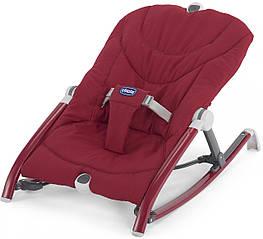 Кресло-кроватка-качалка CHICCO RELAX RED