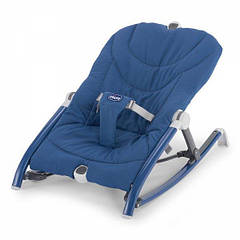Кресло-кроватка-качалка CHICCO  RELAX BLUE