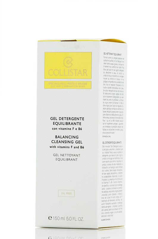 K20001 Collistar - Гель - Балансирующий Очищающий - Balancing Cleansing  150 мл