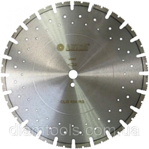 Алмазный диск ADTnS 1A1RSS/C1-W 404x3,5/2,5x12x25,4-24 F4 CLG 404/25,4 RS-Z