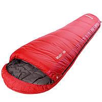 Спальный мешок King Camp Desert 300 кокон, спальник туристический красный