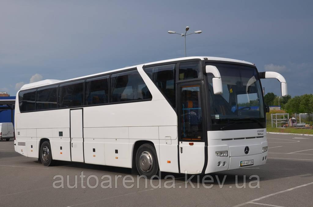 Аренда автобуса Mercedes на 49 мест