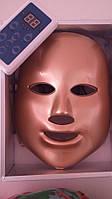 LED маска для лазерной фотосветотерапии.