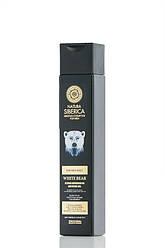 Natura Siberica - MEN - Гель для душа - Бодрящий - Белый Медведь  250 мл Оригинал