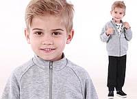 Детская спортивная кофта-реглан (р.98-134)