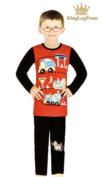 Пижама для мальчика OTS 7729
