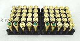 Патрон холостой пистолетный Zbroia M.A.C. 9 мм.  (50шт.)