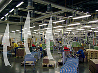 Вентиляторы на производство