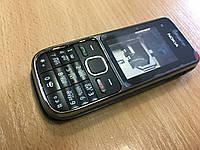 Корпус для Nokia С2-01+средняя часть+клавиатура