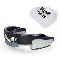 Капа боксерская V`Noks (Винокс) 3D Gel Aria Black