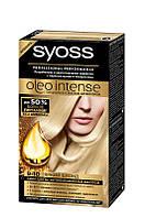 Syoss Oleo Intense - Краска для волос №9-10 - яркий блонд  50 мл Оригинал