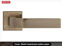 Дверная ручка Metal-bud Europa бронза