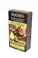 Schwarzkopf Syoss Oleo Intense Краска для волос №7 10 натурально светло русый 50 мл Код 20112