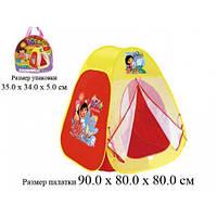 Палатка игровая детская 813S Дора