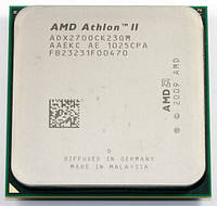 Процессор AMD Athlon II X2  270 3.4GHz 65W + термопаста GD900
