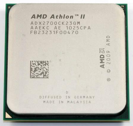 Процессор AMD Athlon II X2  270 3.4GHz 65W + термопаста GD900, фото 2