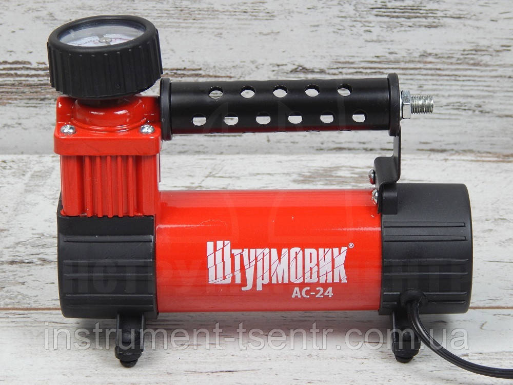 Автокомпрессор Штурмовик АС 24