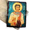 Деревянная икона святого Стефана, 17х23 см (814-2075), фото 2