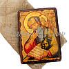 Деревянная икона святой Иоанн Богослов, 17х23 см (814-2069), фото 2